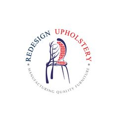 Redesign Upholstery - We need a modern logo to represent a company the Re upholster and Manufactures Furniture