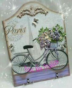 #Perchero Paris #cromo #porcelana fria #amorencadaDtalle❤¡