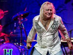 Britská rocková legenda vzniklá roku 1969 v Londýně nosí oblečení americké značky Rebel Spirit.