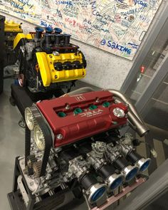 """isamu on Instagram: """"環八オートサロン2日目‼️ 7時に仕事を切り上げ、 TYPE ONEに向かったが… 9時までだと思っていたが着いたら片付けてた… まあぁ、届け物があったので置いて帰って来ました。 #concept136 #concept #isamuracing #136racing…"""" Vtec Engine, Car Engine, Honda Vtec, Honda Civic, Mini Drawings, Race Engines, Suzuki Swift, Roll Cage, Classic Mini"""