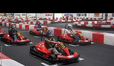Go-Karts-SKR Indoor Racing, Go Kart, Vancouver, Things To Do, Karting, Things To Make