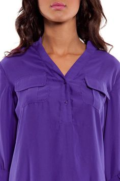 purple blouse need this!