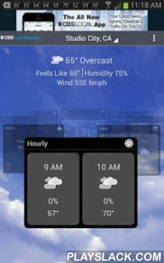CBS LA Weather  Android App - playslack.com ,  Get real-time local forecasts from our trusted meteorologists. Explore interactive maps, receive severe weather warnings and important updates, and share your weather photos with the CBS LA newsroom.Features:* Hourly, Daily, and 10-Day Forecasts* Customizable Layered Maps* Hi-Res Satellite Imagery* Exclusive videos and stories from CBS2, KCAL9 and KNX Newsradio Experts Get real-time lokale prognoses van onze vertrouwde meteorologen. Ontdek…