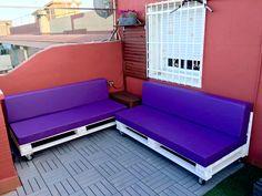 Pallet Terrace Furniture Set | 99 Pallets