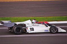 Alan Jones's 1976 Surtees TS19