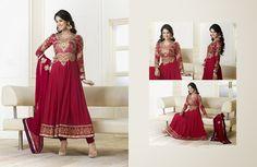 DESIGNER INDIAN WEDDING PARTY WERA SAREE PAKISTANI BRIDAL BOLLYWOOD SARI UE7