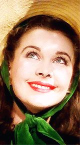 """Vivien Leigh in """"Gone With The Wind"""", 1939"""