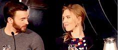 Marvel Actors, Marvel Vs, Marvel Characters, Marvel Movies, Capitan America Chris Evans, Chris Evans Captain America, Black Widow Scarlett, Black Widow Natasha, The Avengers