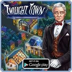 Investigate unearthly crimes   https://play.google.com/store/apps/details?id=com.absolutist.twilighttown