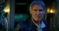 Harrison Ford Says Han Solo's Lines in The Force Awakens Trailers Aren't What They Seem