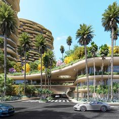 Norman Foster, Sustainable Architecture, Landscape Architecture, Condominium Architecture, Pavilion Architecture, Green Architecture, Residential Architecture, Contemporary Architecture, Beverly Hills