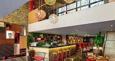 Mexican Restaurant Design Eclectic Colorful Modern (1)
