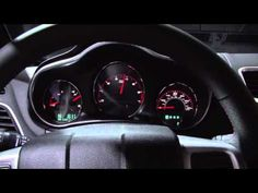 2012 Dodge Avenger Walkaround - Interior