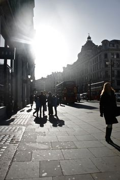 Regent's Street, London