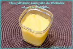 Recette Flan pâtissier sans pâte de Michalak #Multidélices