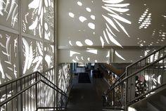 tyler school of art temple university students create patterning porosity facade