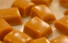 I think I am in the mood to make Homemade Caramels tonight.