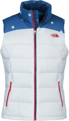 bbf3b61aac7 The North Face Women's Nuptse Vest by The North Face uses an  athlete-inspired design