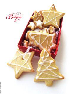 Bolachas de Natal • Christmas Cookies | Doces do Bosque
