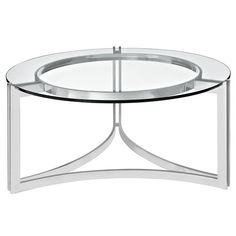 Modway Furniture Signet Stainless Steel and Glass Coffee Table in Silver #design #homedesign #modern #modernfurniture #design4u #interiordesign #interiordesigner #furniture #furnituredesign #minimalism #minimal #minimalfurniture