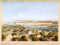 Carlo Bossoli (1815 - 1884) Sevastopol, 1855