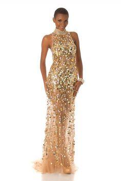 Alfombra roja...: Miss Universo 2012: Candidatas en Traje de Noche