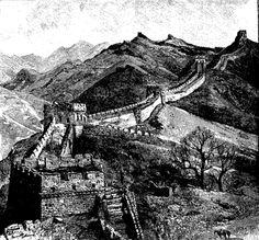 ¿Por qué se dice que la Gran Muralla China se puede ver desde el espacio?