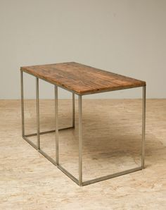 "Gorgeous Century Old Reclaimed Wood ""Shenandoah"" Desk"