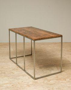 """Gorgeous Century Old Reclaimed Wood """"Shenandoah"""" Desk"""