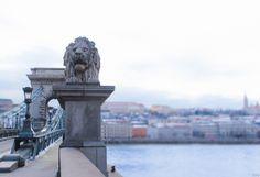Budapest 2 Visit Budapest, Beautiful Places To Visit, Tower Bridge, Hungary, Lion Sculpture, City, Travel, Viajes, Destinations