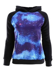 Beautiful galaxy sweatshirt