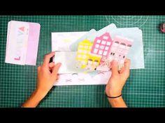 TUTORIAL PASO A PASO PARTE 4: desplegables y decoración - YouTube Youtube, Lol, Step By Step, Fun
