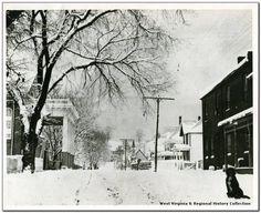 Morefield, Hardy Co WV ca 1910--EWVAIH