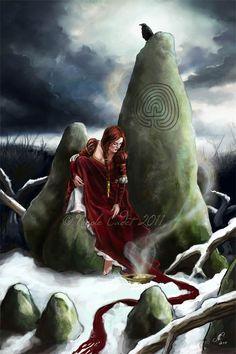 Stone Singer by Nicole Cadet Sidhe