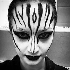 Zebra Halloween makeup by @jetecoeur12. Tag your pics with #Halloween and #SephoraSelfie on Sephora's Beauty Board or Instagram for a chance to be featured!