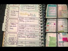 Mormon Mom Planner.  How I use my planner