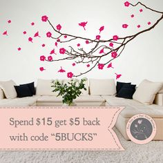 Coupon Code  Vinyl Wall Decals by FourPeasinaPodVinyl on Etsy, $0.20 Wall decals, vinyl wall decals, decals for the home, coupon www.etsy.com/shop/fourpeasinapodvinyl