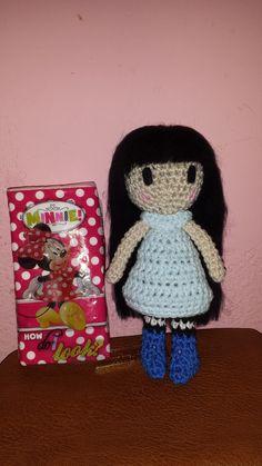 Mini gorjuss de Carlita en fieltrolandia