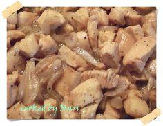 Pollo Medievale  (Medieval chicken)