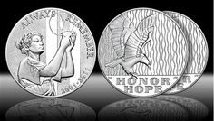 Sept 11 Silver Proof Coin