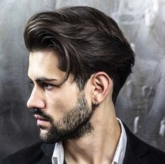 trendy 25 Best Idea for Men's Long Hairstyles