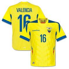 Marathon Ecuador Home Valencia Shirt 2014 2015 (Fan Style Ecuador Home Valencia Shirt 2014 2015 (Fan Style Printing) http://www.comparestoreprices.co.uk/football-shirts/marathon-ecuador-home-valencia-shirt-2014-2015-fan-style.asp