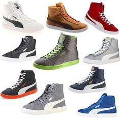 Puma Archive Lite MID Ripstop Washed Mesh Flora Mens Womens Unisex Trainers | eBay