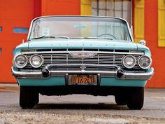 1961 Impala SS Convertible