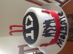 My Daughters 1 D cake for her 11 Th. Birthday
