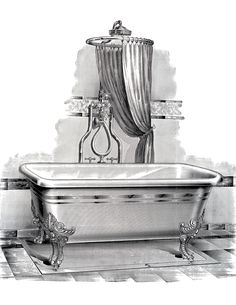 Antique-Bathtub-Picture-GraphicsFairy-sm.jpg 1.275×1.650 pixel