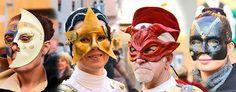 Der Karneval von #Ferrara in der Emilia-Romagna vom 12.02. bis zum 15.02.2015.