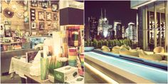 Rooftop bar NYC: Ink48 Hotel