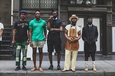 joshuawoods: Street Etiquette   Brooklyn Circus   Art Comes First