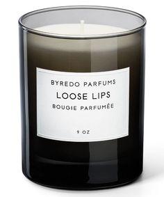Byredo Parfums Loose Lips Fragranced Candle